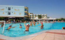 Foto Hotel Aphrodite Beach Club in Gouves ( Heraklion Kreta)